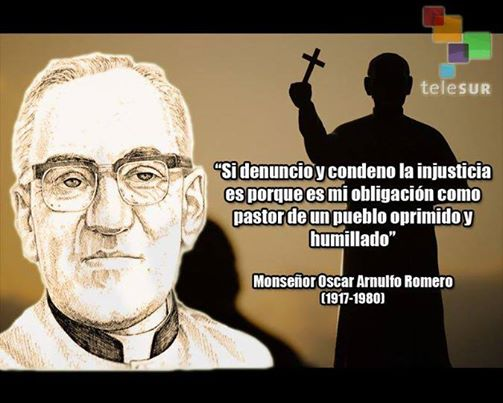 977656137666490374 likewise Archbishop Oscar Romero One Step Closer To Being Named A Saint likewise Archoscarromero weebly together with Collectionrdwn Robert Kennedy Body as well Tcc Films Romero. on monsenor romero quotes
